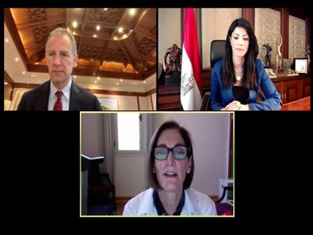 مصر توقع اتفاقيات 6 منح جديدة مع الولايات المتحدة بقيمة 90 مليون دولار