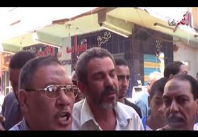 اهالي شهيد ابوالجود بالاقصر يتوعدون الاخوان: أي اخواني هايظهر هنا في الاقصر هانقتله