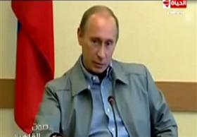أحمد المسلمانى .. فيديو يظهر قوة الرئيس الروسي بوتين