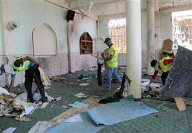 مقتل وإصابة 65 مصليا عراقيا في هجوم على مسجد للسنة شمال شرقي بغداد