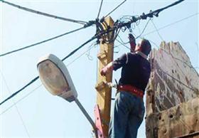 وزارة الكهرباء: 3 مليار جنية خسائر سرقة التيار الكهربي سنويآ