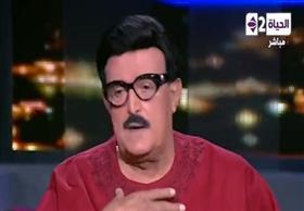 """سمير غانم عن خالد الصاوي: """"أفضل ممثل في مصر"""""""