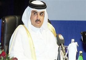 """العربية: أمير قطر يكشف عن توتر العلاقات مع أمريكا.. ويؤكد: """"لسنا إرهابيين"""""""