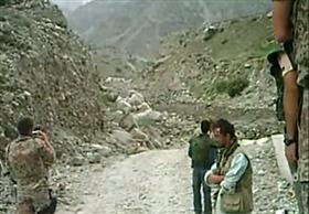 نهر من الحجارة .. سبحان الله
