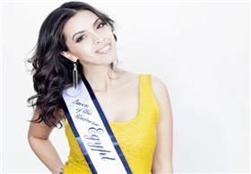 """أول إطلالة لمتسابقات """"ملكة جمال مصر 2014"""""""
