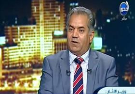 وزير الآثار: تغيير مدخل منطقة الأهرامات الرئيسي قريبا