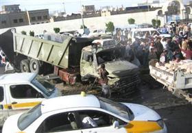 مصر تحتل المركز الاول بـ 13 الف قتيل وخسائر 2مليار دولار لحوادث الطرق