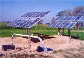 مزارع في المنيا تعمل بالطاقة الشمسية