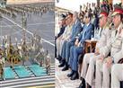 5 مشاهد ترصد الاحتفال بتخريج الدفعة 152 من معهد ضباط الصف المعلمين بحضور السيسي