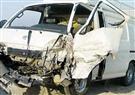 مصرع وإصابة 18 شخصا في حادث انقلاب سيارة بقنا