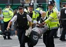 شرطة لندن تعتقل مشتبها به بتهمة الإرهاب بسبب طرد مثير للشبهات بقطار