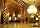 """عرض صندوق به """"شعرة"""" من لحية النبي محمد بمتحف قصر المنيل"""