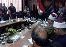 وزير الأوقاف يصل المنصورة لأداء خطبة الجمعة بمسجد النصر