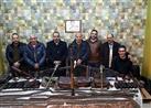 بالصور - في محاولة قتل 11 من عائلة واحدة بالمنيا..النيابة: الجناة استعدوا بأسلحة حروب