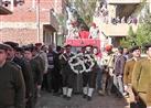 محافظ الغربية يتقدم جنازة عسكرية لأحد شهداء شمال سيناء