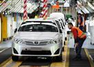تويوتا تعلق إنتاجها في اليابان