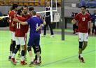 اليوم- الأهلي يواجه الزمالك في نصف نهائي كأس مصر بالطائرة