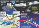 بالصور- 7 رسائل حيرت الخبراء بعد سقوط الطائرة المصرية