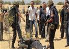مقتل 19 تكفيريًا وإصابة 25 آخرين في قصف جوي جنوب الشيخ زويد