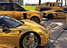 بالصور - ملياردير سعودي يروي قصة لص حاول إشعال النار في سيارته الذهبية