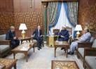 شيخ الأزهر لأبوالغيط: نسعي لاستكمال وتعزيز العمل العربي المشترك