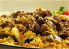 طريقة عمل طاجن الأرز باللحم الضاني في الفرن