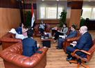 مجموعة لبناينة تبحث مع الاستثمار إنشاء شركة بمصر باستثمارات 2 مليون دولار