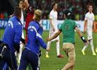 """""""يويفا""""يحقق مع الاتحاد البرتغالي بعد اقتحام أحد المشجعين للملعب"""