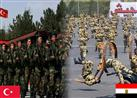 مقارنة بين الجيشين المصري والتركي