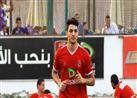 حمدي زكي يعود لتدريبات الأهلي عقب لقاء الوداد