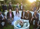 بالصور.. نجوم الفن في زفاف هبة مجدي ومحمد محسن