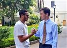 """السفير البريطاني في القاهرة لرمضان صبحي: """"تجيب الدوري وتيجي"""""""