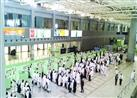 مطار الملك عبدالعزيز الدولي بجدة يعلن الاستعداد لاستقبال 850 ألف حاج