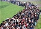 ألمانيا تنوقع قدوم 300 ألف لاجئ حتى نهاية العام