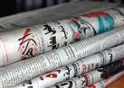 """قرار جمهوري بشأن مشروع مع السعودية ورسالة السيسي في """"يوم الشهيد"""" يتصدران الصحف"""