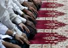 البحوث الإٍسلامية: إدراك المصلى التشهد الأخير فى الصلاة تحسب له جماعة