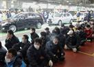 أول إضراب شامل في هيونداي موتور الكورية في 12 عاما