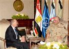 رئيس أركان حرب القوات المسلحة يلتقي المبعوث الأممي لدعم ليبيا