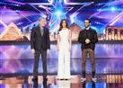 صوت اللبنانية نادين ناصيف يبهر لجنة تحكيم arabs got talent