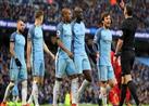 الاتحاد الإنجليزي يُغرم مان سيتي لسلوك لاعبيه أمام ليفربول