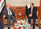 السيسي يستقبل رئيس الوزراء العراقي عشية انعقاد القمة العربية بالأردن