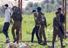 قوات إسرائيلية تعتقل 14 فلسطينيا من الضفة الغربية