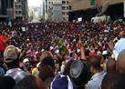 مظاهرات في جنوب أفريقيا تطالب رئيس البلاد بالاستقالة