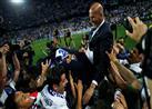 بالفيديو.. فرحة جنونية.. لاعبو ريال مدريد يقتحمون مؤتمر زيدان