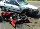 مصرع شرطي وإصابة 3 آخرين في حادث سير بالمنيا