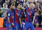 بالصور- برشلونة يرتدي قميصا تذكاريا في نهائي كأس ملك إسبانيا