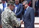 """قائد القوات البحرية الأمريكية: """"قناة السويس أكثر الطرق الملاحية أمانًا"""""""