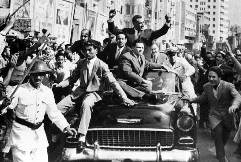 شاهد بالصور سيارات رؤساء مصر من عبد الناصر للسيسى 1 10/2/2015 - 12:01 ص