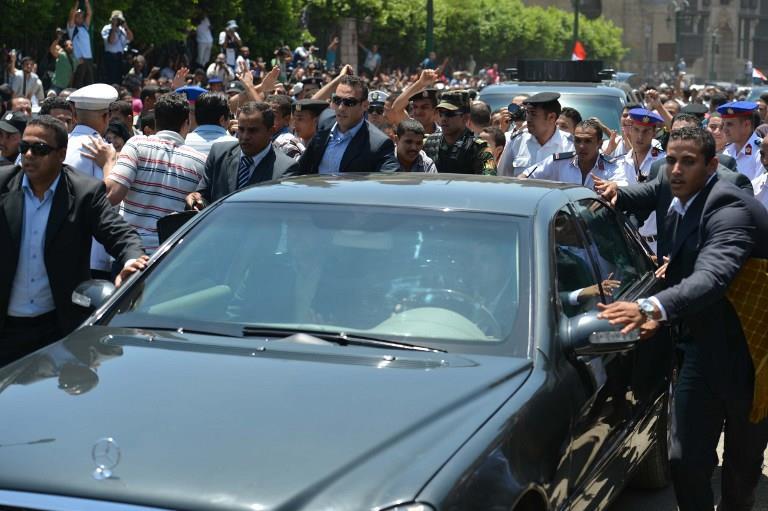 شاهد بالصور سيارات رؤساء مصر من عبد الناصر للسيسى 12 10/2/2015 - 12:01 ص