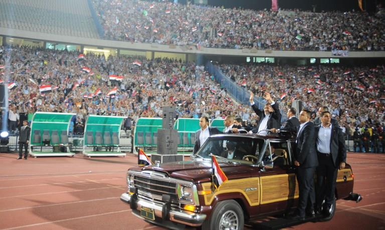 شاهد بالصور سيارات رؤساء مصر من عبد الناصر للسيسى 10 10/2/2015 - 12:01 ص